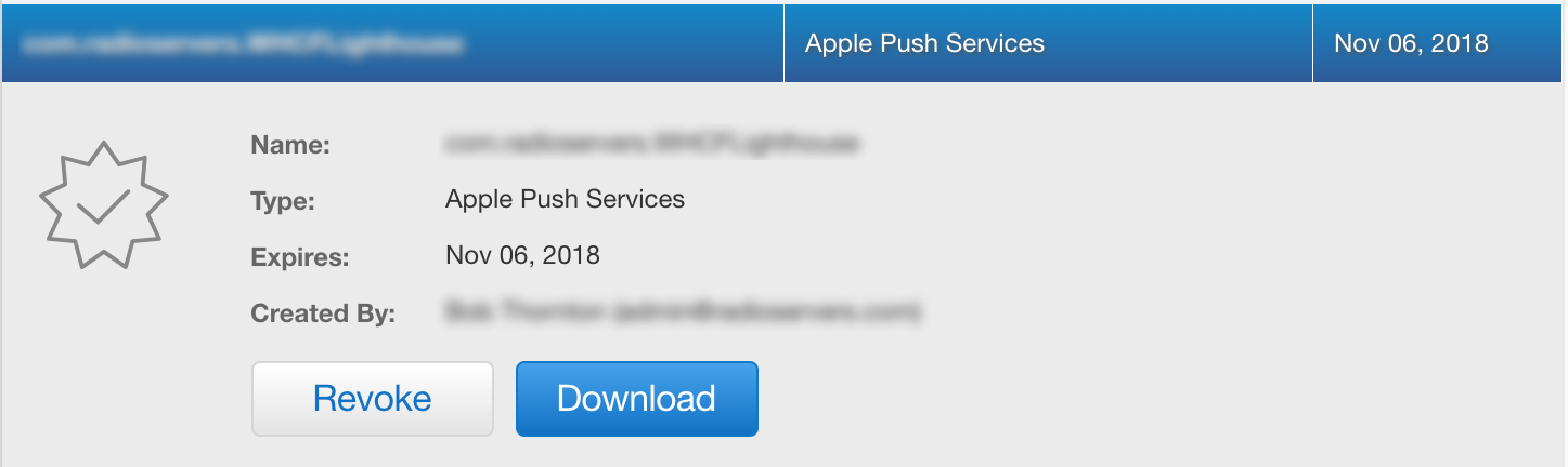 How To Renew Apple Push Notification Service Certificate Now