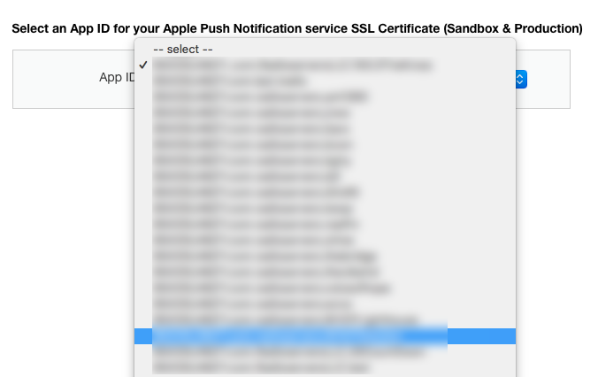 How to renew Apple Push Notification Service Certificate
